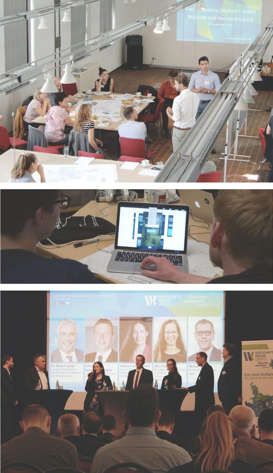 Digitalisierungsstrategie – Konzepte für die Lausitz