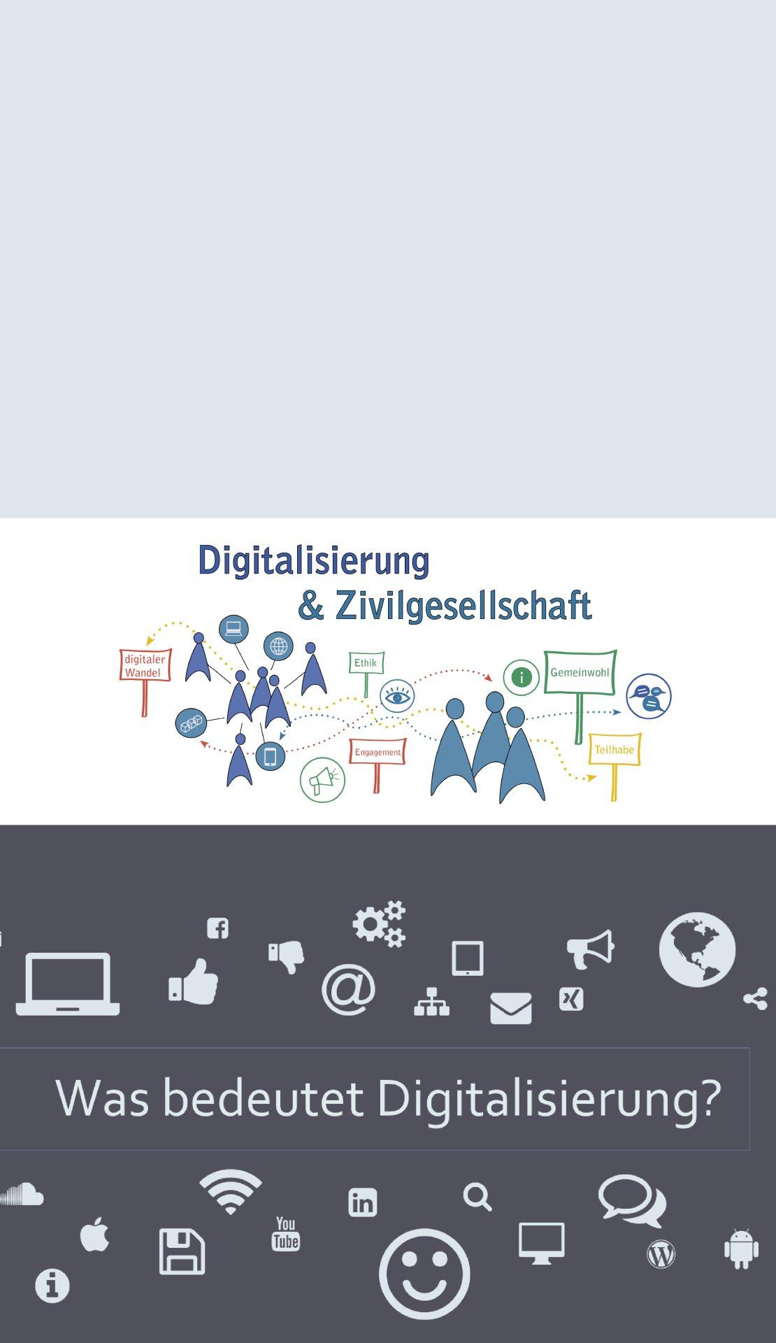 Digitalisierung und Zivilgesellschaft in Leipzig